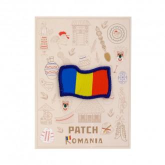 Ecuson textil, Steag Romania, MB239