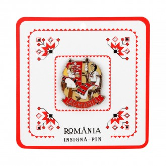 Insigna traditii romanesti, MB126