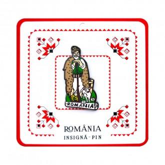 Insigna ciobanas, MB128