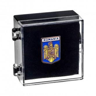 Insigna Stema Romaniei, MB389