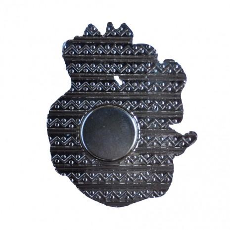 Magnet de frigider - suvenir Dracula MB097
