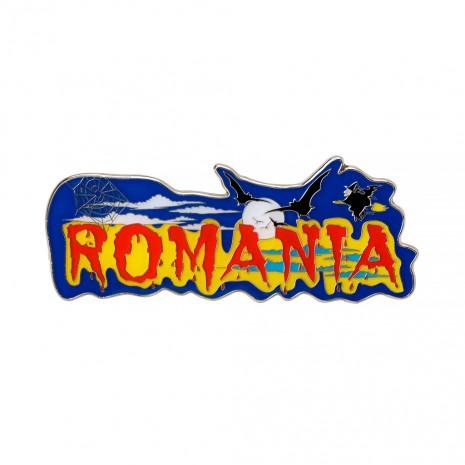 Magnet de frigider - suvenir Romania MB145