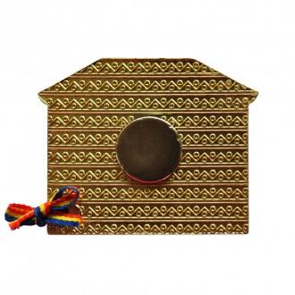 Magnet de frigider - suvenir Poarta Maramureseana, MB074
