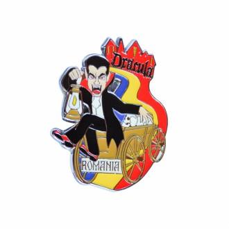 Magnet de frigider, Dracula MB097