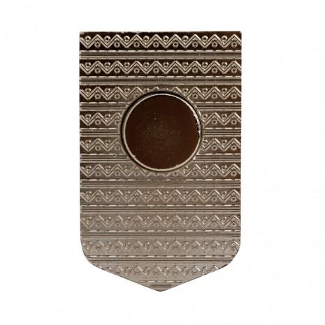 Magnet de frigider - suvenir Stema Romania MB243