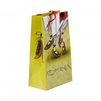 Punga cadou, Dans Popular, 15 x 26 x 8,5 cm, MB153 D1