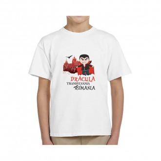 Tricou Copii - cadou Dracula, 100% bumbac, MB314