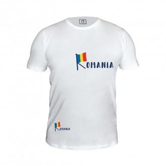 Tricou Romania, suvenir, Tricolor, 100% bumbac, MB195