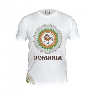 Tricou - cadou Romania, Horezu, 100% bumbac, MB200