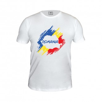 Tricou - cadou Romania, 100% bumbac, MB299