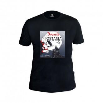 Tricou Dracula, suvenir, 100% bumbac, MB319